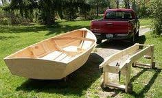 a 12 ft skiff free boat plans home jobs pinterest boat plans