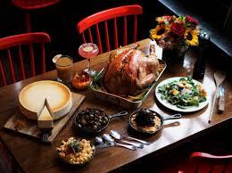 thanksgiving dinner at philadelphia restaurants 2017 visit