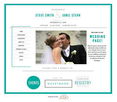 registry wedding website wedding websites from wedding jojo green wedding shoes