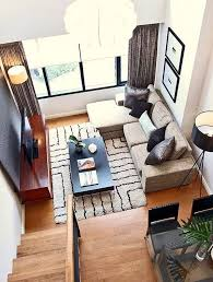 small livingroom how to efficiently arrange the furniture in a small living room