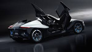 nissan race car delta wing the nissan bladeglider is a three seater deltawing for the street