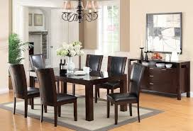 Cherry Wood Dining Room Furniture Cm3062t Astoria I Dining Table In Dark Cherry W Options