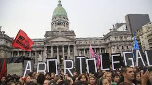 Cristina Autor En Ecortina Discusión Sobre El Aborto En Cortina De Humo O