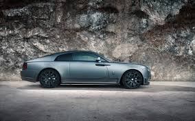 rolls royce wraith modified spofec custom wraith based on rolls royce wraith news