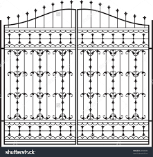 Door Grill Design Custom Fence Company How To Choose The Correct Gate Size Arafen