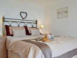 Master Bedroom During Everything Emelia by Rockvale Cottage Ref Ukc164 In Lower Largo Near St Andrews