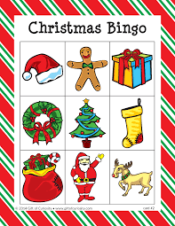 christmas bingo gift of curiosity