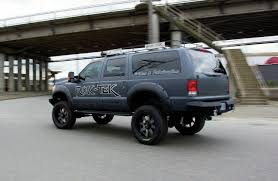 Ford Excursion New This Fullsize Fummins Ford Excursion Comes With An Inline Six Surprise