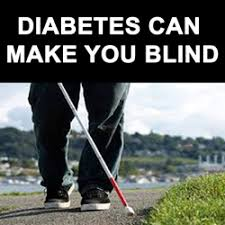 Diabetes Causing Blindness World Diabetes Day 2016