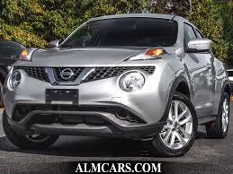 Roof Rack For Nissan Juke by 2015 Used Nissan Juke 5dr Wagon Cvt Sv Awd At Alm Gwinnett Serving