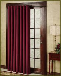 Curtains For Sliding Glass Doors With Vertical Blinds Curtain Interesting Curtains For Sliding Glass Doors Outstanding
