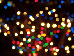 House Decorated Christmas Lights Music by Out Of Focus Christmas Lights Free Stock Photo Public Domain