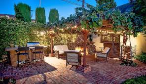 Outdoor Tile Patio Traditional Patio With Exterior Tile Floors U0026 Outdoor Pizza Oven