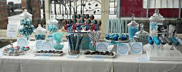 candy bar for baby shower candy buffets rock chocolates and confections