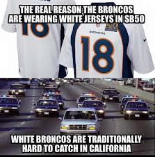 Bronco Meme - the white bronco imgur