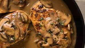 turkey mushroom gravy recipe details mushroom rice recipetin eats