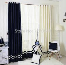 Curtains At Home Goods Popular Navy Style Home Goods Solid Color Blackout Curtains With