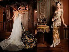 wedding dress batik batik wedding dress i think it would be cool to represent my
