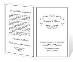 16 best wedding programs images on pinterest wedding program