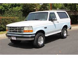 classic ford bronco for sale on classiccars com 153 available