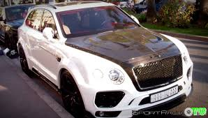 bentley mansory prices bentley mansory bentayga 13 august 2016 autogespot