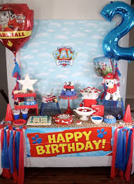 25 paw patrol birthday ideas puppy patrol