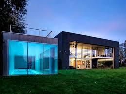 modern design homes this lantern inspired house design lights up