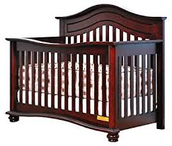 Cherry Convertible Crib Athena Lia 4 In 1 Convertible Crib With Free
