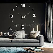 wanduhr design wohnzimmer wanduhr spiegel moderne design wohnzimmer nummer uhren