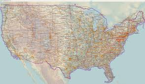 United States Map With Alaska by Country Maps United States