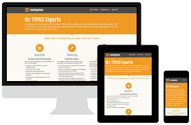 responsive design typo3 rootsystem nürnberg responsive design internetseiten für alle