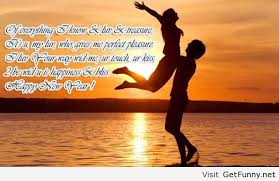 Happy New Year Meme 2014 - happy new year 2014 romantic quote funny image 1206247 by