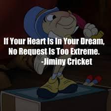 Jiminy Cricket Meme - jiminy cricket quotes that give us pause pinterest jiminy