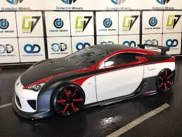 lfa lexus black lexus lfa oak man designs