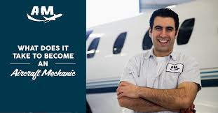 what does it take to become an aircraft mechanic aim blog aim