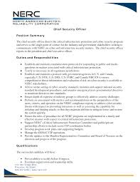 Information Security Manager Resume Cover Security Resume Cover Letter