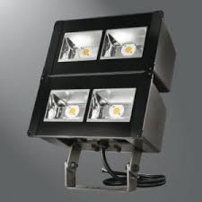 cooper led flood light fixtures cooper lighting nffld s c15 t unv pc1 lumark led outdoor light 52w