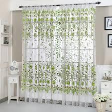 Sunflower Curtains Kitchen by Online Get Cheap Sunflower Kitchen Curtains Aliexpress Com