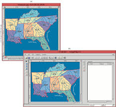 United States Map Southeast by Maps United States Map Southeast
