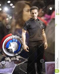iron man tony stark in iron man 2 editorial stock photo image
