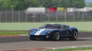 assetto corsa ford gt40 vallelunga club youtube