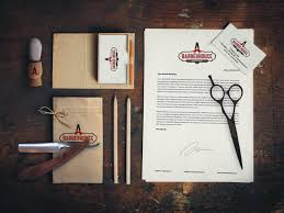 Designous by Barber House Designous Corporate Identity Packaging Website