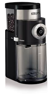 Top Rated Coffee Grinders Krups Gx5000 Review House Of Baristas