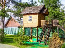 inspiring backyard clubhouse for kids u2014 girly design