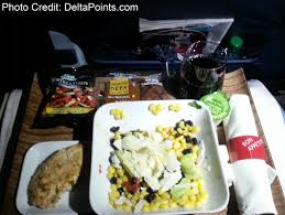 southwest cold dinner delta points mileage run to hawaii 5