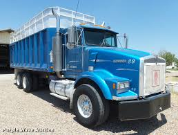 buy kenworth t800 1995 kenworth t800 silage truck item db2674 sold july 2