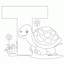 coloring pages for letter a for preschoolers coloring page
