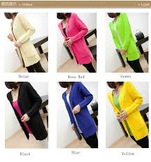 aliexpress com buy casual tricotado long cardigan women sweaters