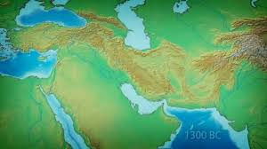World Map 1500 by Middle East Through Maps 1300 Bc To 1500 Ad Youtube