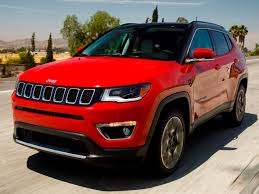 red jeep compass interior compact suv comparison all new 2017 jeep compass kelley blue book